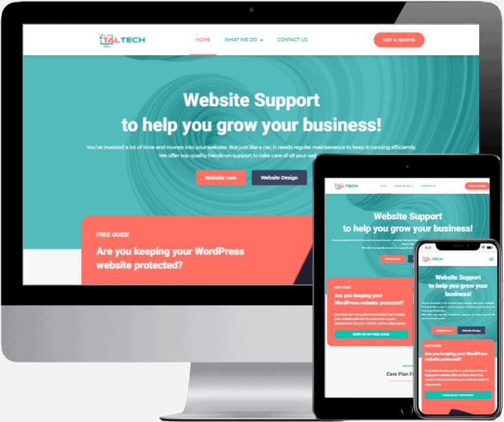 taltech-website-preview